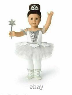 NIB American Girl Nutcracker Snow Queen Limited Edition-Retired NO DOLL