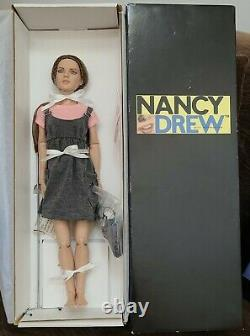 Nancy Drew Tonner Doll New in Box Girl Detective 2007 Limited Edition