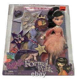 RARE Bratz Jade Formal Funk Girls Prom 2003 Limited Edition NRFB Dry/Loose Tape