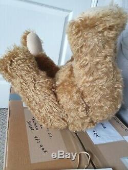 STEIFF FERDINAND TEDDY BEAR LIMITED EDITION 2011 62cm