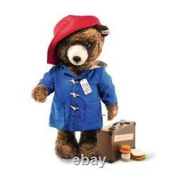 STEIFF Life size Paddington Bear EAN 690365 Limited Edition + Box 106cm New