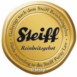 STEIFF Limited Edition Peky Mouse EAN 006852 12cm + Box White Alpaca New