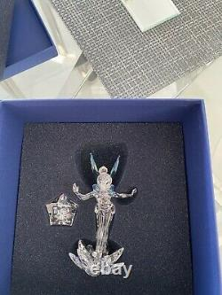 SWAROVSKI DISNEY 2008 TINKERBELL WithPLAQUE LIMITED EDITION 905780 RETIRED