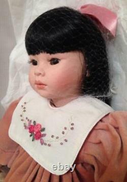 Sandra 22 Limited Edition Dolls By Pauline Nib With Mohair Bear 375/950