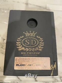 Sid Dickens Memory Block RLE-01 137/200 -Retired Limited Edition