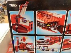 Star Wars REPUBLIC CRUISER Ship by LEGO 7665 limited edition