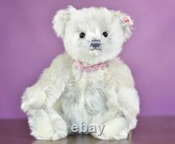 Steiff 006470 Swarovski Love Teddy Limited Edition COA & Boxed