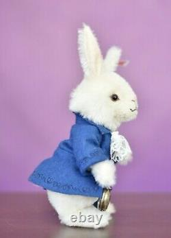 Steiff 034534 Vincent The White Rabbit Limited Edition COA & Boxed