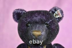 Steiff 035739 Teddy Bear Monty Limited Edition COA & Boxed