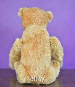 Steiff 037436 Somersault Bear Limited Edition COA