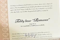 Steiff 037535 Teddy Bear Romance Limited Edition COA & Boxed