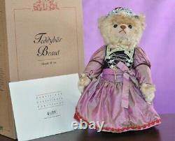 Steiff 038013 Teddy Bear Bride Limited Edition COA & Boxed