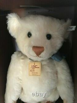 Steiff 1989 Replica Muzzle Bear 1908 #00972 0174/60 Limited Edition