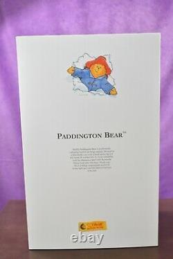 Steiff 354250 Paddington Bear Limited Edition Boxed