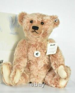 Steiff 403156 Teddy Bear 1908 Replica Growler Limited Edition COA & Boxed