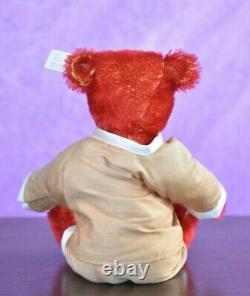 Steiff 653773 Baby Alfonzo Teddy Bear Limited Edition COA