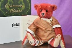Steiff 662591 Centenary Alfonzo Growler Limited Edition Boxed