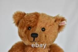 Steiff 667398 American Pride Teddy 1909 Musical Limited Edition COA & Bag