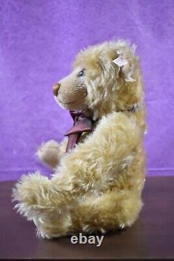 Steiff 670374 Year 2000 Teddy Bear Growler Limited Edition Boxed