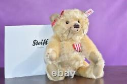 Steiff 682674 Cowardly Lion From The Wizard of Oz Limited Edition COA