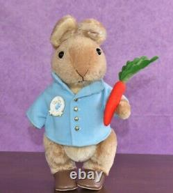 Steiff 690051 Peter Rabbit 150th Anniversary Limited Edition COA & Boxed