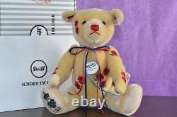 Steiff 690549 Armistice Teddy Bear Growler Limited Edition COA & Boxed