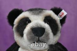 Steiff 690556 Spectacled Ted Cub Limited Edition Tagged, COA & Boxed