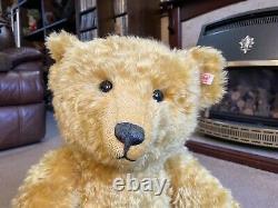 Steiff BASEL THE CONE NOSED BEAR (668319) 64 cm Mohair Ltd Edition