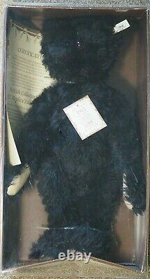 Steiff Bear British Collector's 1912 Replica Teddy limited edition, boxed