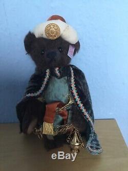 Steiff Bear Nativity Set Limited Edition Krippen Set Retired No 00181 Of 1500