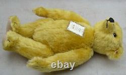 Steiff Brass Bear 45cm #654992 British Collector Edition (2001) BOXED FREEPOST