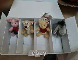 Steiff Disney Christopher Robin Limited Edition Gift Set EAN 355417 (RETIRED)