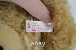 Steiff Disney Limited Edition Jointed Mickey Bear RARE EAN#680281