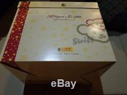 Steiff Nativity Set 2006 Limited Edition Bear 037450