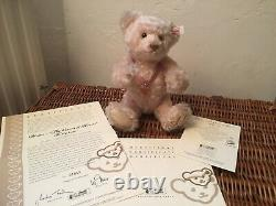 Steiff Queen Of Hearts Bear Strictly Ltd Edition Retired
