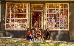 Steiff Shrek Donkey EAN 355578 BEAR SHOP Limited Edition 112/1500 WORLDWIDE