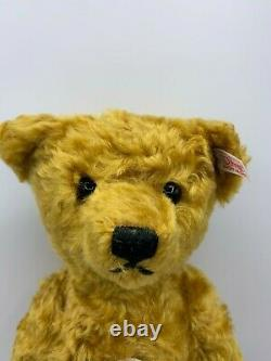 Steiff Side to Side Teddy Bear 038242 35cm Limited Edition Mint withBox COA