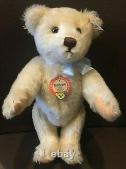 Steiff Teddy Bear 1953 Replica Limited Edition White 25cm