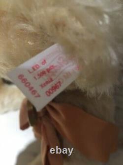 Steiff Teddy Bear Xenia 660467 43cm Ltd Edition MINT