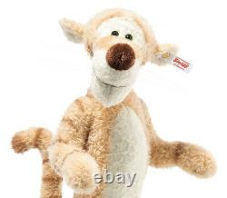 Steiff Tigger Winnie the Pooh limited edition mohair collectable 355639