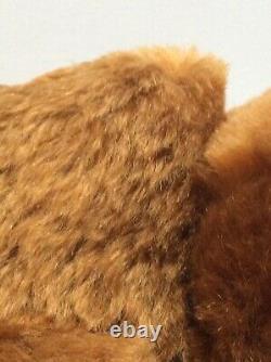 Steiff White Label Rare Large (40cm) Articulated Ltd Edition 1902 Hump Bear
