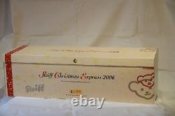 Steiff bearsSteiff Christmas Express 06 Limited Edition Bear Ean 037443