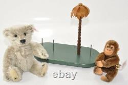 Steiff bearsSteiff Rolly Drolly 2006 Limited Edition Set Ean 037467