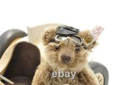 Steiff bearsSteiff Silver Arrow Limited Edition Bear 12 cmEan 038358