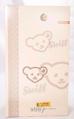 Steiff bears Teddy Bear with Riva Boat Limited Edition cmEan037405