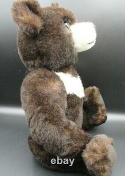 Steiff moon ted teddy bear MIB ltd edition with coa growler 66243 40cm tall