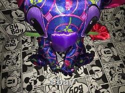 Stitch Crashes Disney Plush January Number 1 Limited Edition
