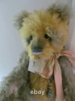 Stunning Large Mohair Retired Charlie Bear Blyton Limited Edition Isabelle Lee