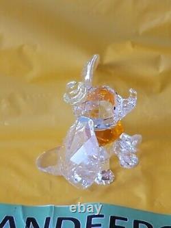 Swarovski Crystal Disney Dumbo Elephant 2011 Limited Edition Retired Figurine