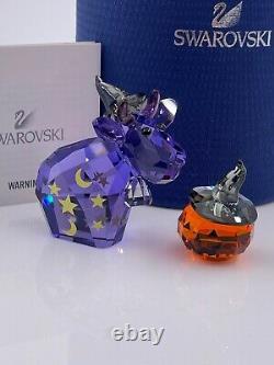 Swarovski Crystal Magic Mo Halloween Limited Edition 2012 Mint 1139968